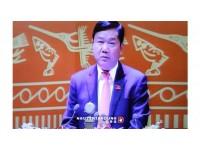 """Đại Hội Đảng XII Bộ trưởng Thăng và """"ý nguyện chân thành"""" gửi Đại hội 12"""
