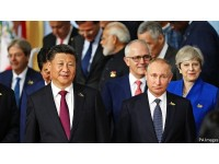 Trung Quốc trong mắt Tổng thống Putin và nhân dân Nga