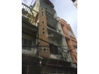 Cực tốt đầu tư hẻm 18A Nguyễn Thị Minh Khai - 6 tầng - cho thuê 54tr/tháng. Giá chỉ: 9.5 t