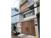 Bán nhà đẹp, 5 lầu, diện tích 6 x15 mặt tiền đường Cư Xá Đô Thành, đang cho thuê VP 90t-tháng